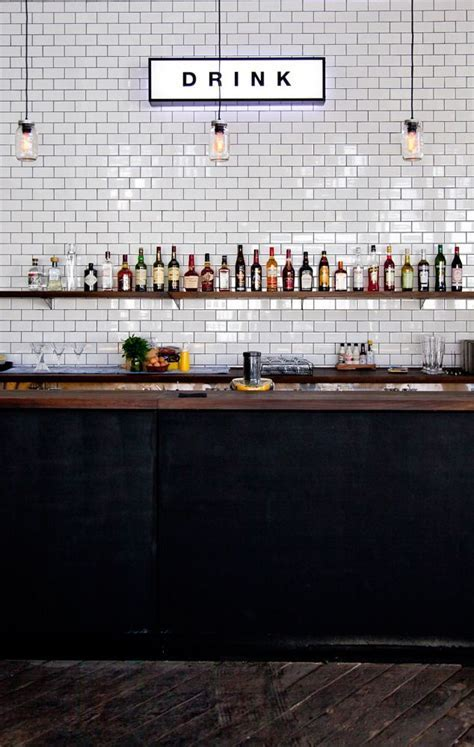 Studio [R] Architecture   PUBLIC   COMMERCIAL   THE BAR AT