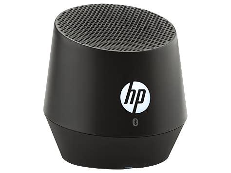 Hp Wireless Mini Speaker S6000 hp s6000 black portable mini bluetooth speaker e5m82aa