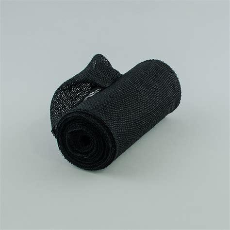 10 yards burlap roll 9 quot burlap fabric roll black 10 yards jrh09 20