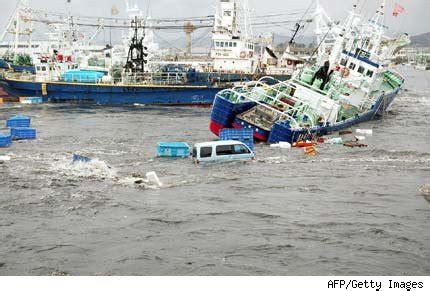 imagenes fuertes del tsunami en japon tsunamis el fin del mundo se acerca