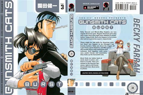 Gun Smith Cats 1 8 End Dan Burst 1 5 End gunsmith cats burst 3 read gunsmith cats burst 3 page 1