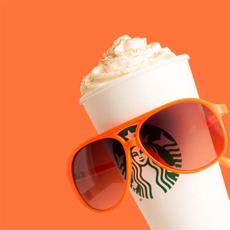 Pumpkin Carving by Pumpkin Spice Latte From Starbucks Coffee Company