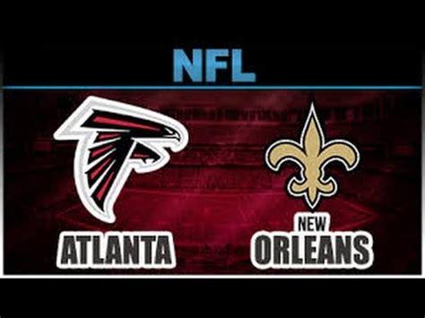 new orleans saints vs atlanta falcons madden 17 atlanta falcons franchise episode 4 vs new