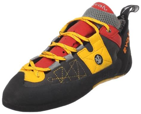 evolv demorto climbing shoe rock climbing shoes for a morton s toe foot profile