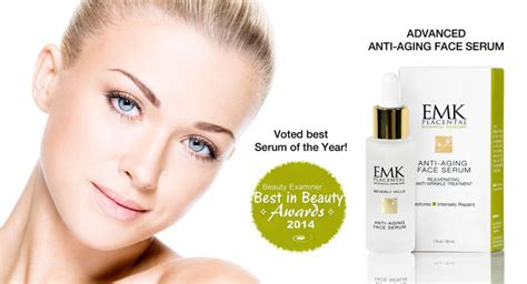 Emk Anti Aging Treatment 56ml by Emk Beverly Skin Care Launches Advanced Anti Aging