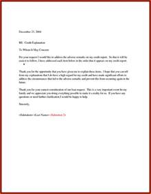 Resignation Letter With Explanation by 5 Letter Of Explanation Sle Mac Resume Template