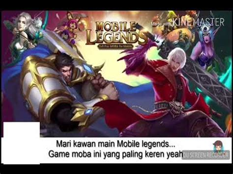 despacito mobile legend despacito versi mobile legend first video youtube