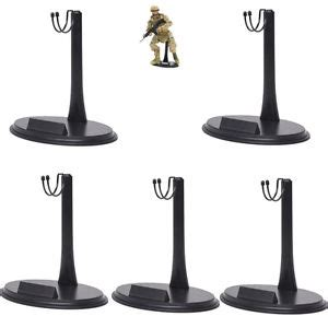 6 figure stands 5pcs 1 6 12 inches figure doll base display stand u