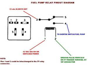 5 pin relay wiring diagram images