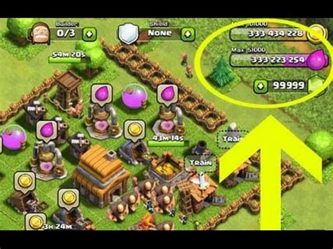 download game coc mega mod clash of clans android game play and mod hack apk latest