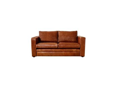 78 best ideas about small leather sofa on
