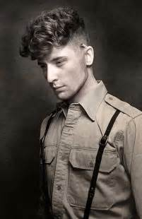 sides and curl top hairstyles side haircut for mens mens hairstyles 2017
