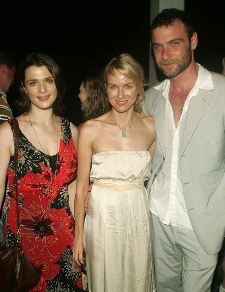 Watts And Weisz by The Theater Opens Macbeth In The Park 2006 Summer