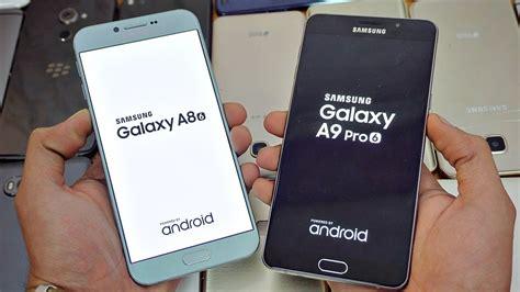 Samsung A8 Pro samsung galaxy a9 pro 2016 vs galaxy a8 2016 speed test 4k