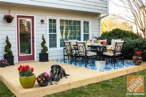small patio ideas budget: spacious small patio decorating ideas  home design ideas