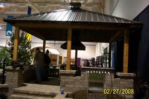 Tin Roof Pergola by Pergolas With Metal Roofs Styles Pixelmari Com