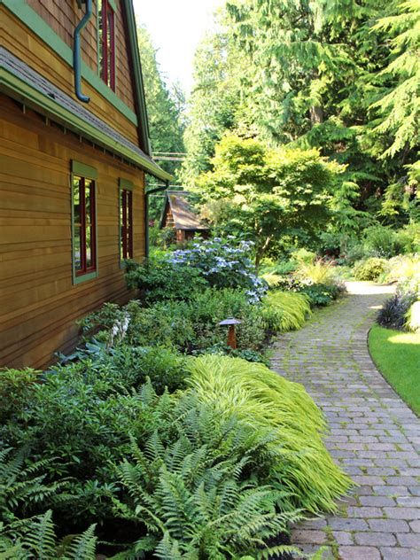 Landscape Ideas In Shady Areas Landscaping Landscaping Ideas For Shady Areas