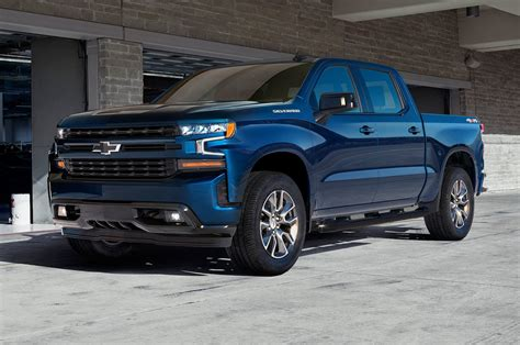 Where Are Chevy Silverado Made by 2019 Chevrolet Silverado Diesel Engine Will Be Made In