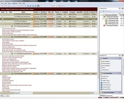 restaurant prep list template restaurant kitchen forms get organized now workplace