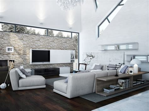 Luxury Home Design Inside by Contemporary Interior By Azovskiy And Pahomova Architects