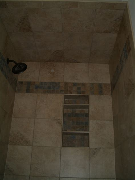 How To Install Tile In Shower by How To Install Tile On A Shower Ceiling