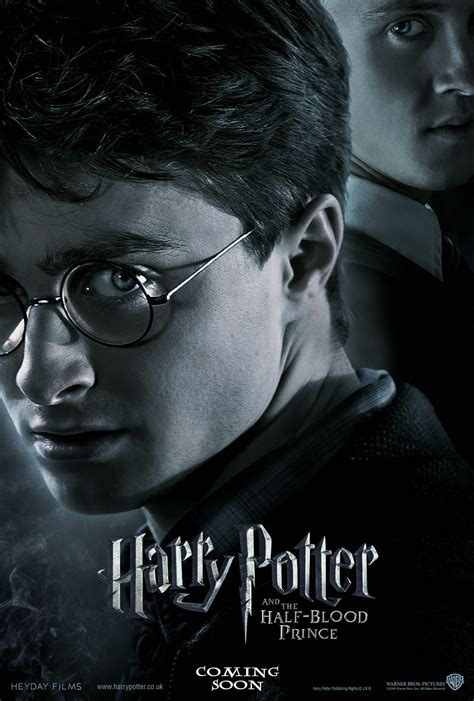 harry potter and the harry and draco in hbp new poster harry potter photo 5900020 fanpop