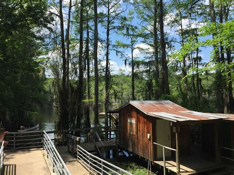Caddo Lake State Park Cabins by Caddo Lake State Park Cing