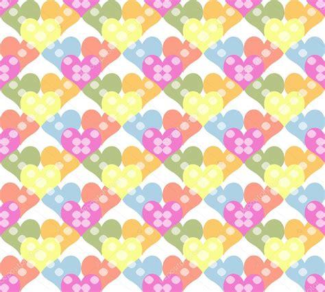 corazones rayados imagenes de archivo imagen 31017594 fondo suave sin costuras con corazones en colores pastel