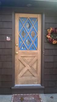 Refinishing Exterior Wood Door Exterior Door Refinishing Exterior New York By Monks Home Improvements