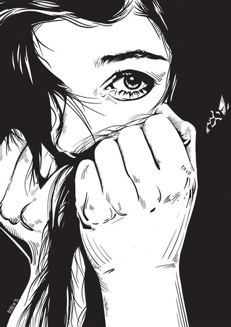 vector line art tutorial illustrator cool vector art portraits web graphic design bashooka