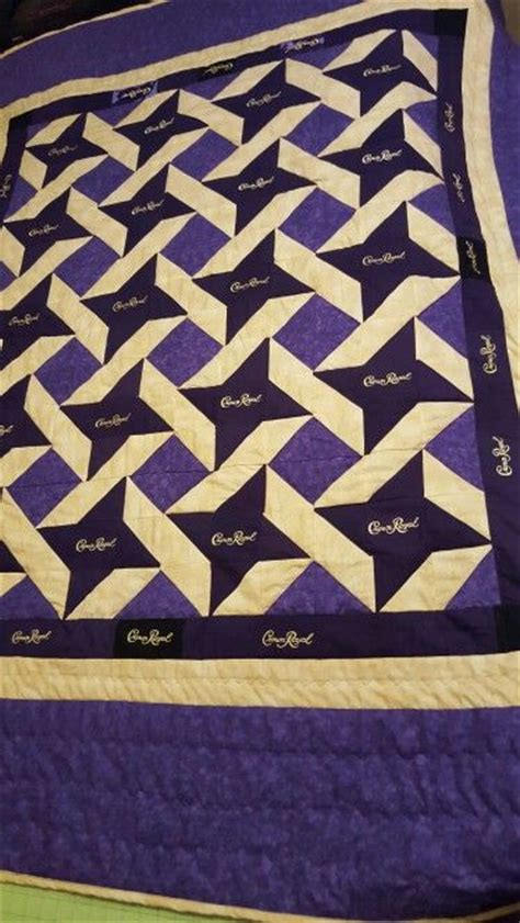 Crown Quilt Pattern by 10 Best Ideas About Crown Royal Quilt On Crown