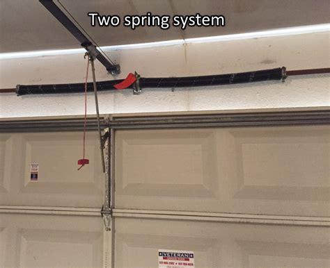 Adjusting Garage Door Adjusting Garage Door Tension Springs Wageuzi