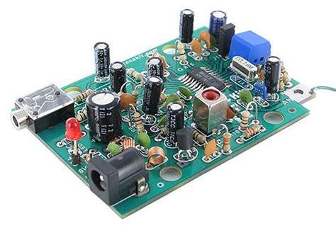 radio transmitter integrated circuit ia audio kumpulan skema pemancar radio fm