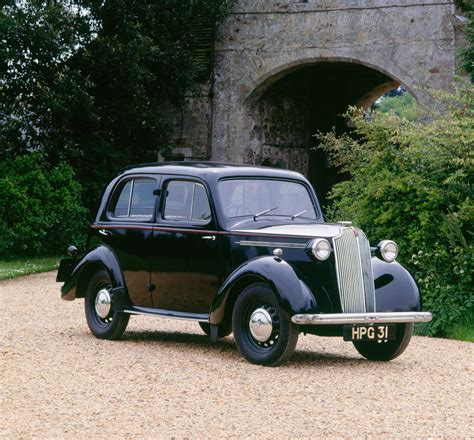 Vauxhall Car Types by Vauxhall Ten Four H Type Saloon The National Motor