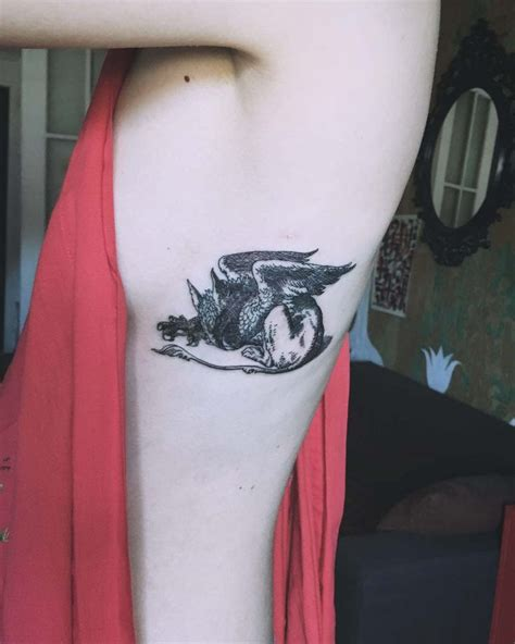 griffin tattoos 78 best ideas images on feminine