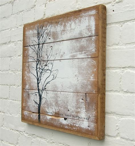 wall designs distressed wood wall home decor