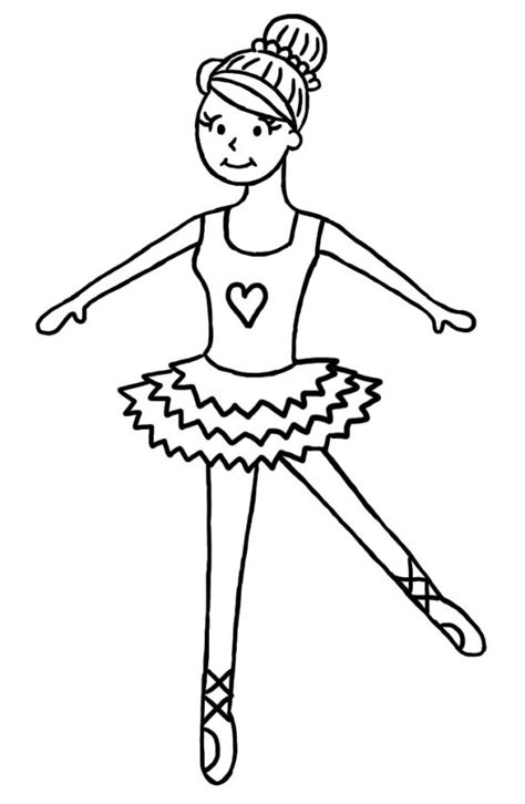 drawing images for kids how to draw a ballerina step by step a kid s tutorial