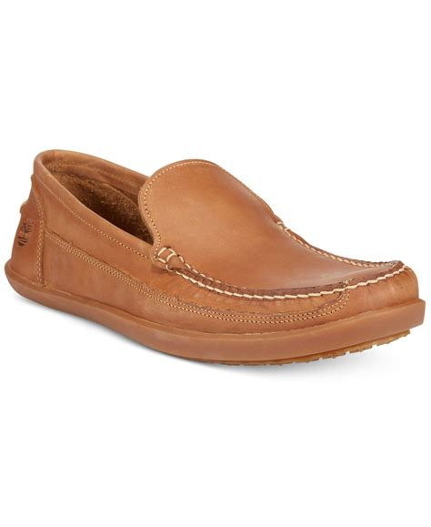 venetian loafers timberland s odelay venetian loafers in brown for