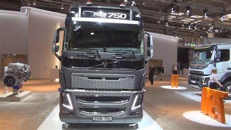 Volvo Truck 2019 Interior by Volvo Fh16 750 8x4 Heavy Duty Tractor Truck 2019