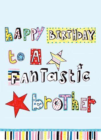 imagenes happy birthday brother pinterest the world s catalog of ideas