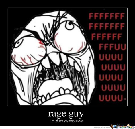 Rage Guy Meme - rage guy by ricardo meme center