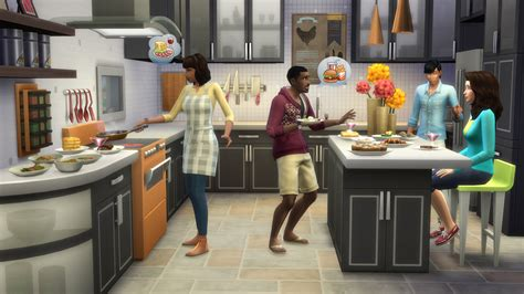 vote now small cool kitchens week 3 small cool kitchens the sims 4 cool kitchen stuff coming august 11 sims online