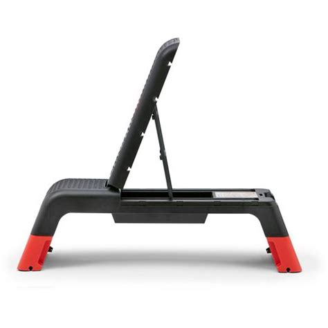 reebok bench reebok professional deck workout bench academy