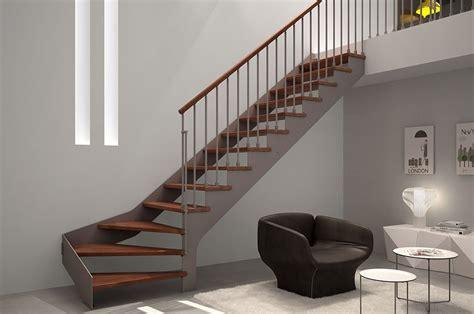 scale per interni usate scale a giorno a in legno vetro acciaio a treviso