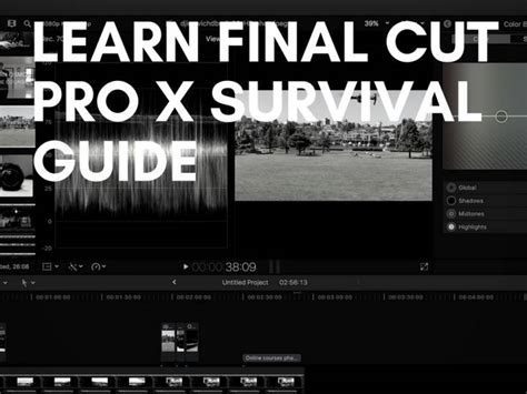 final cut pro voice over how to do nightlife event photography travel videographer