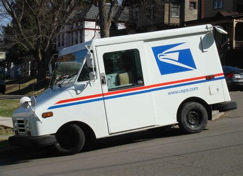 usps deliver file small usps truck 2 jpg wikimedia commons