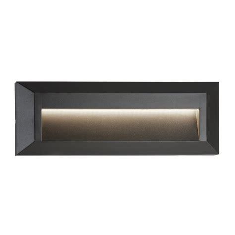 rectangular led wall lights searchlight lighting ankle outdoor rectangular led wall