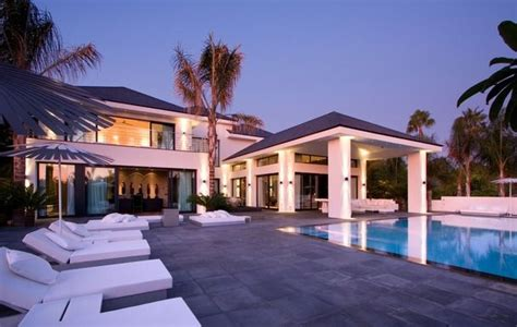 luxury homes marbella marbella spain contemporary villa house in marbella