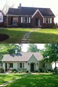 Before And After Home Curb Appeal 8 Stunning Before Amp After Home Updates