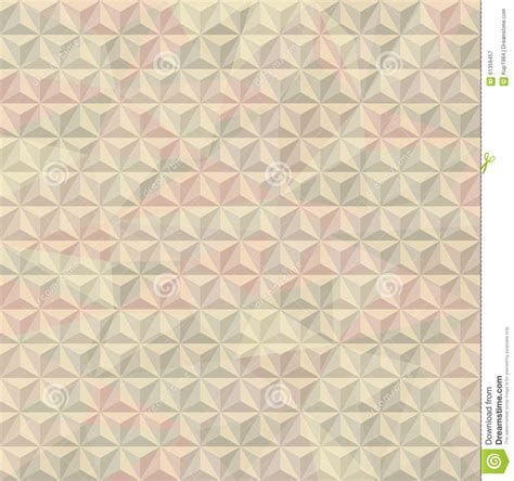 pattern low poly vector polygonal seamless background vector illustration stock